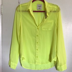 Brand new: American Eagle: Button down blouse